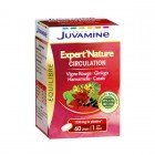 JUVAMINE EXPERT'NATURE CIRCULATION 60 COMPRIMES