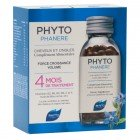 PHYTO PHYTOPHANERE CHEVEUX ONGLES LOT DE 2 X 120 CAPSULES