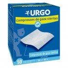 URGO COMPRESSES DE GAZE STERILES 10 X 10CM 100 COMPRESSES
