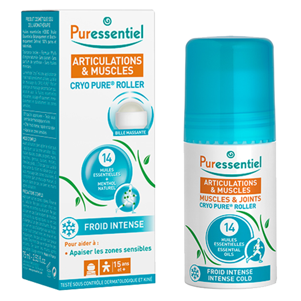 Puressentiel Articulations et Muscles Cryo Pure Roller