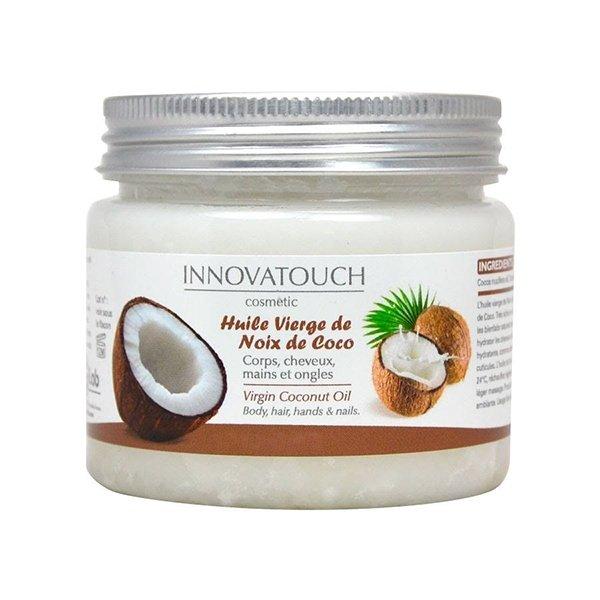 huile vierge de noix de coco