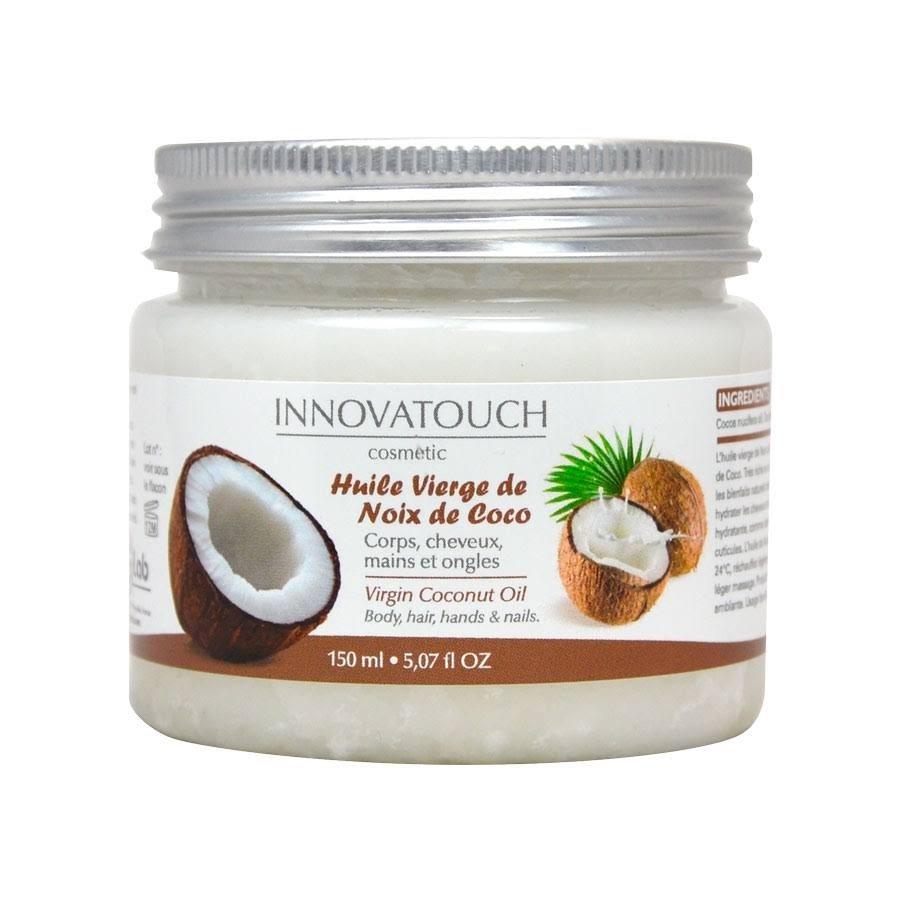 huile vierge de noix de coco Innovatouch