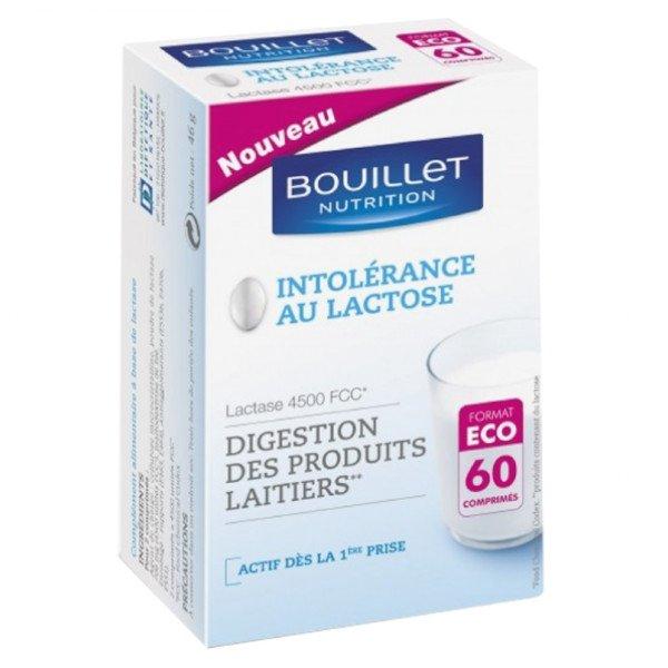 Bouillet Ontolérance au Lactose Eco 60 comprimés