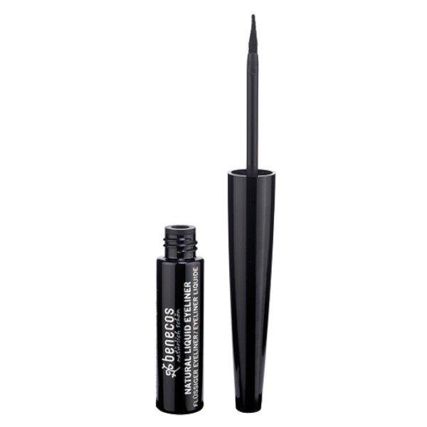 Benecos Eyeliner Noir Liquide