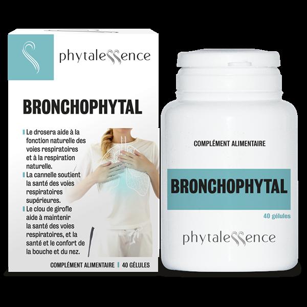 Phytalessence Broncophytal 40 gélules