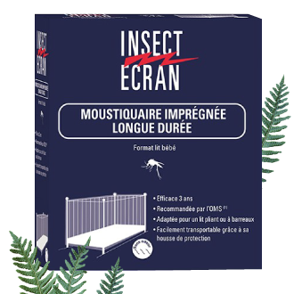Moustiquaire Bébé : pratique contre les piqures de moustiques